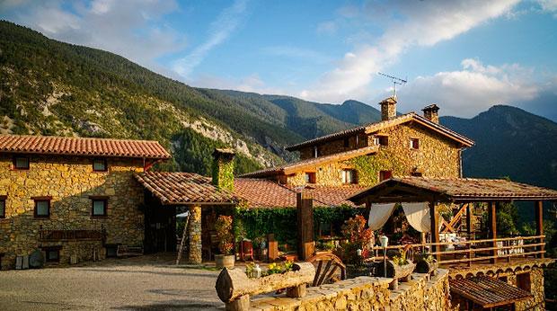 Turismo rural en Cataluña
