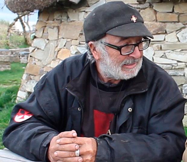Tomas Albergue de Manjarin