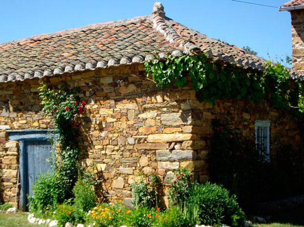Arquietctura tradicional en Turienzo de los Caballeros