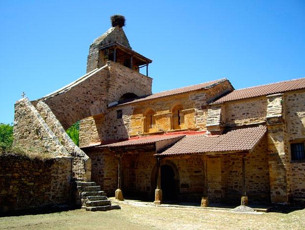 Iglesia de Turienzo de los Caballeros