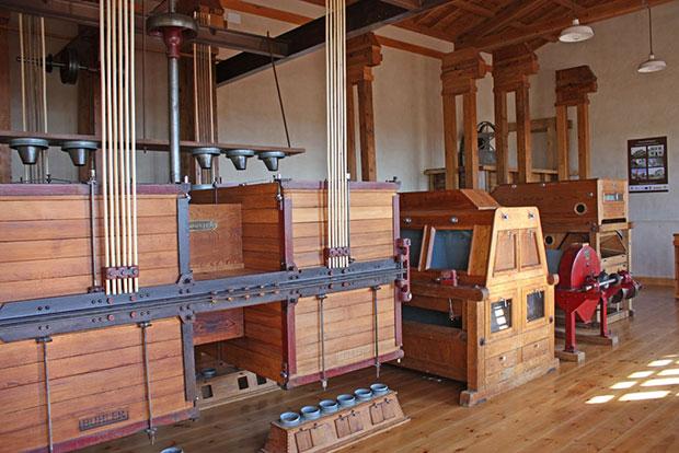 Museo de la Industria Harinera de Castilla y Leon de Gordoncillo