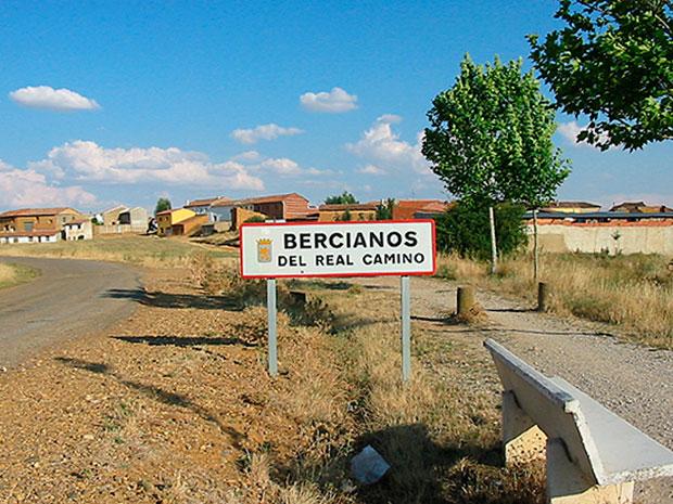 Bercianos del Real Camino en el Camino de Santiago