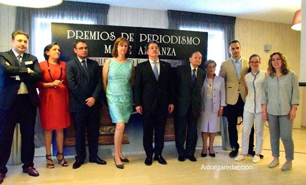 premios de periodismo 'Maite Almanza'