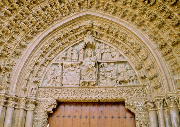 Santa María la Real de Olite (Navarra)