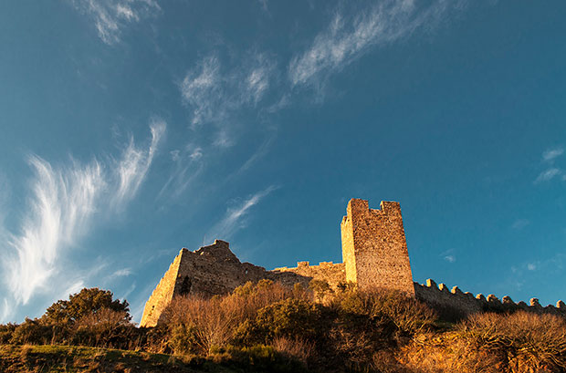 Castillo de Cornatel (Priaranza - El Bierzo)