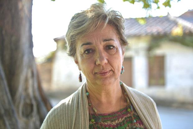 Marisa Rodríguez, enfermera y emprendedora rural en Tabuyo del Monte (León)