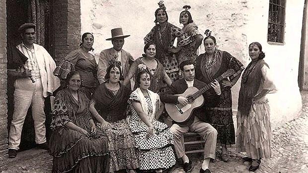 Flamenco en el Sacromonte (Granada)