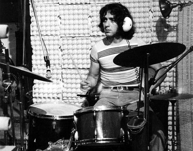 Jaki Liebezeit, baterista de los alemanes Can