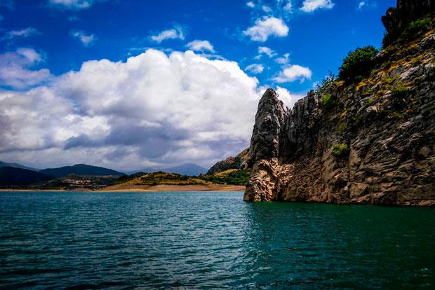 Pantano de Riaño (Montaña de León)