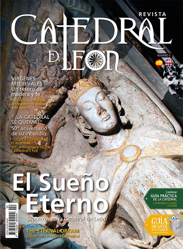 portada revista Catedral de leon