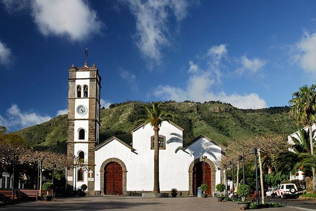 Iglesia de San Marcos, Tegueste (Tenerife)