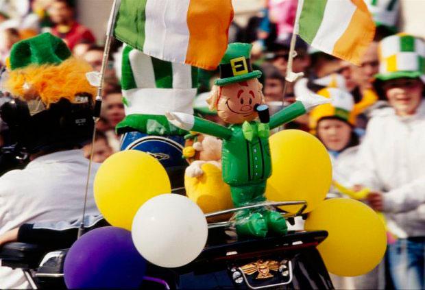 Festival de San Patricio, Dublín (Irlanda)