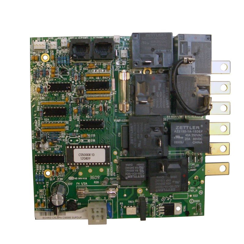 Cal Spa Circuit Board 52299