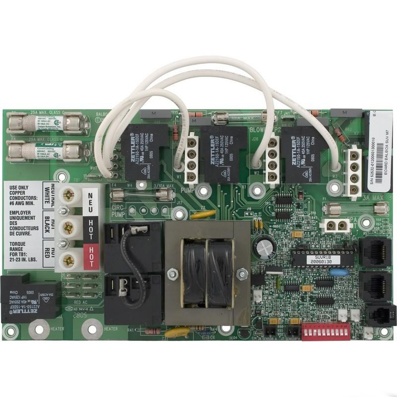 Freeflow Spa Circuit Board FREE20