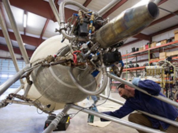 Armadillo Aerospace and NASA Tests Fuels of the Future