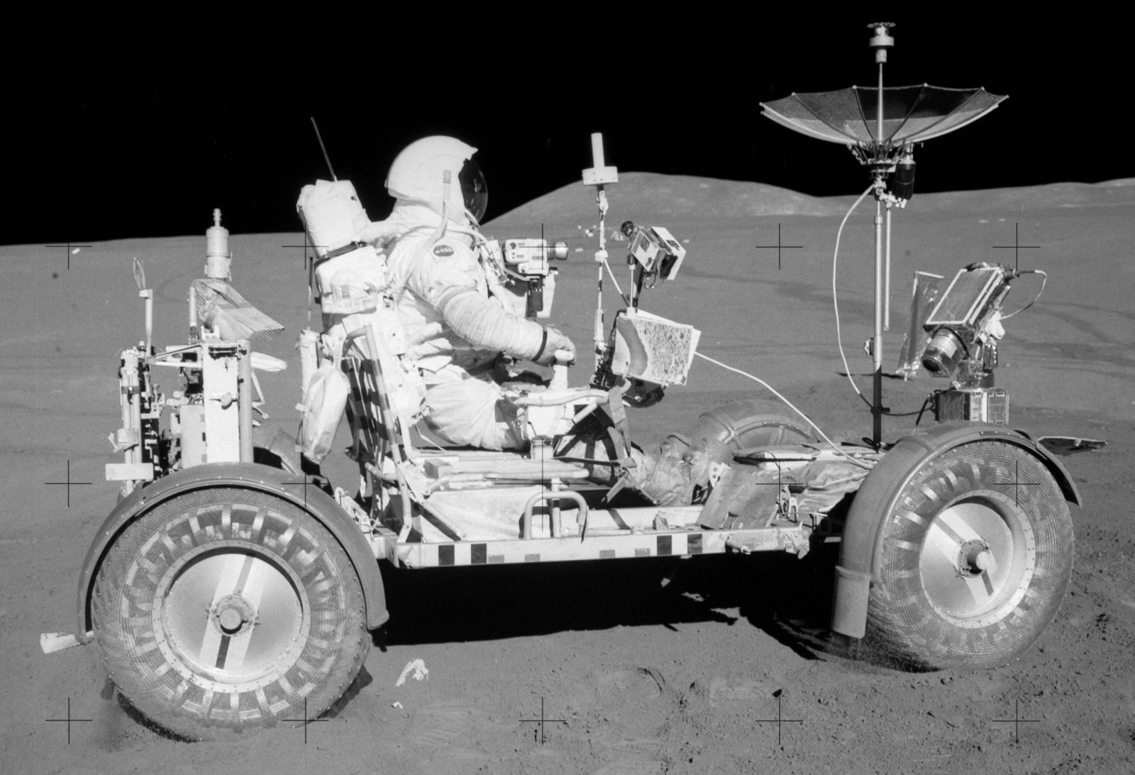 Moon Buggy Diy Students Create Lunar Rover Replica Spaceflight Insider