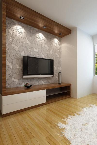 LED TV Panels designs for living room and bedrooms Bruno mars - contemporary wall paneling