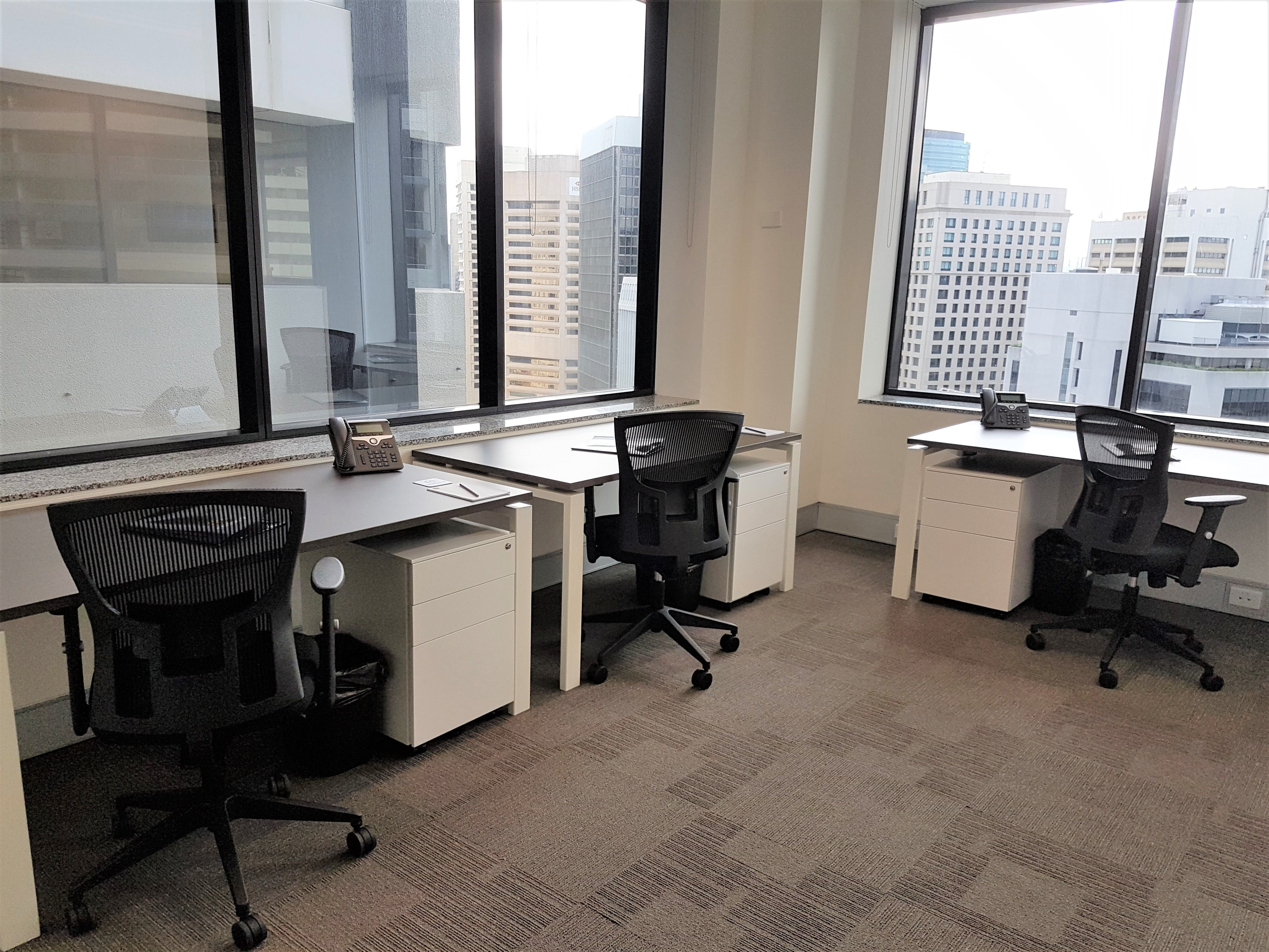 Serviced office at 175 Eagle Street