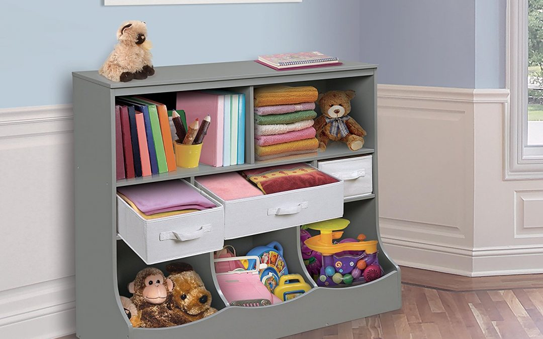 Multipurpose Furniture For The Childrens Bedroom
