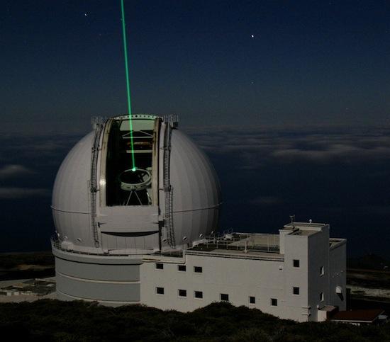Hoge Spiegel William Herschel Telescoop (la Palma) - Spacepage
