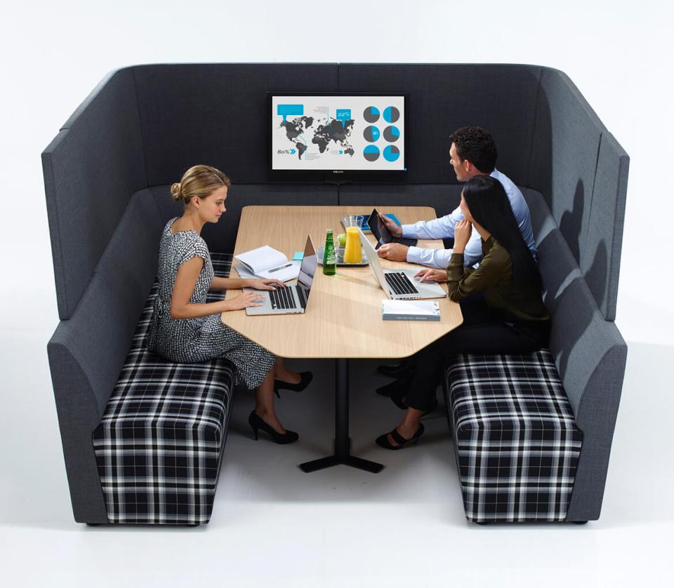 Image of Orangebox 'Away From The Desk' Office Task Seating