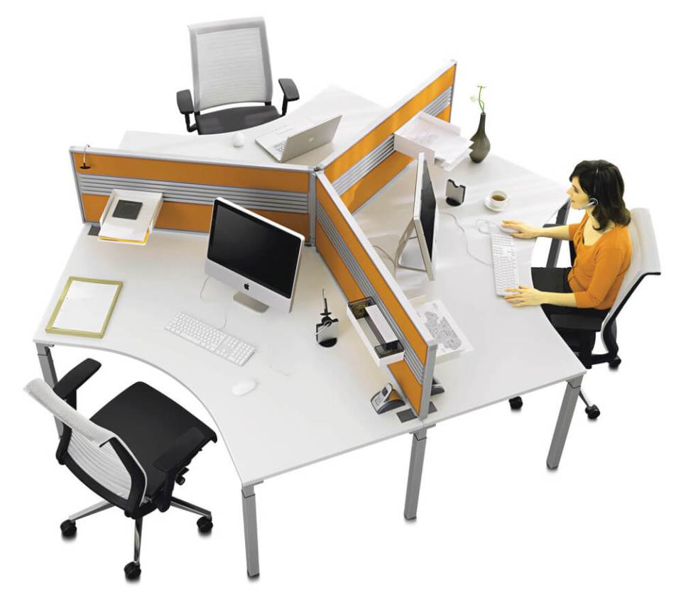 Picture of Steelcase Kalidro Office Desk Systems