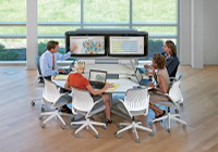 collaborative workspaces
