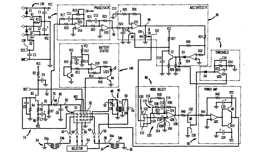 fernandes sustainer circuit schematic