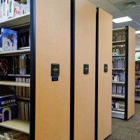 Mobile Shelving for Library Book Shelving | Systems & Space
