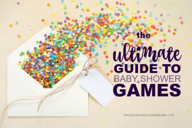 59 of the Best Baby Shower Games and Activities (Boys and Girls