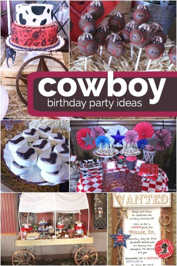 boys party invitations