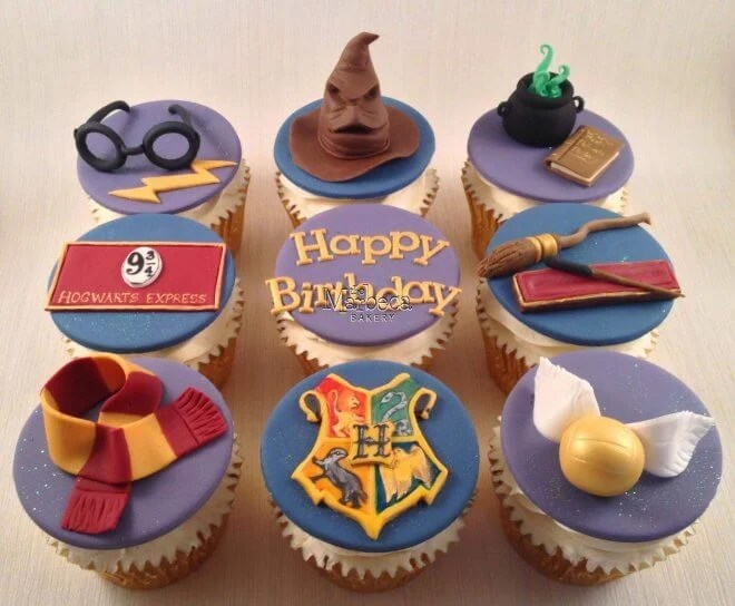 Harry Potter Cake Decorating Ideas Elitflat