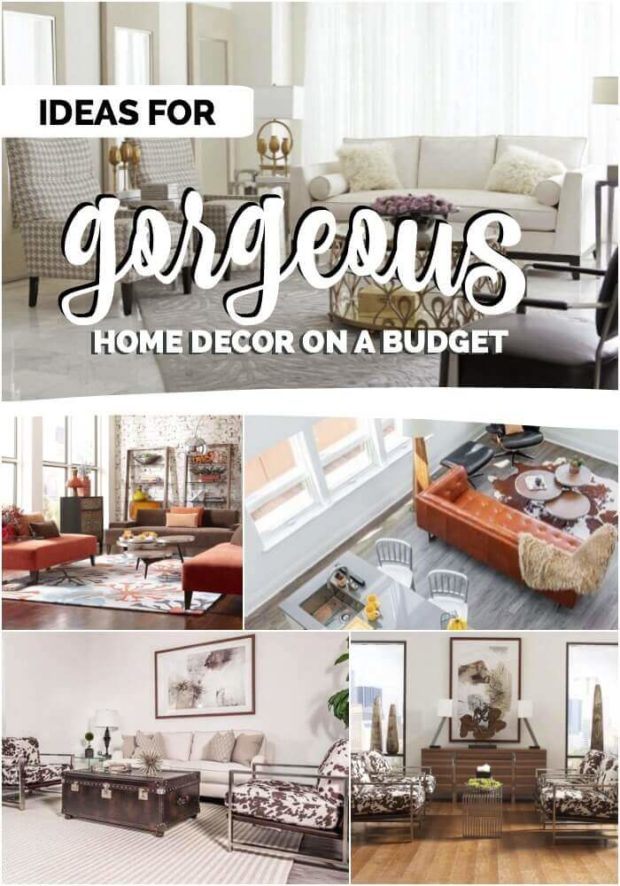 Ideas for Gorgeous Home Decor on a Budget Spaceships and Laser Beams - home decor on a budget