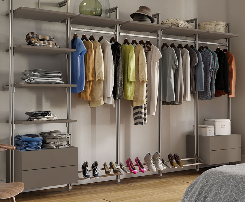 Clothes Storage Systems Clothes Storage Solutions - Limetennis.com