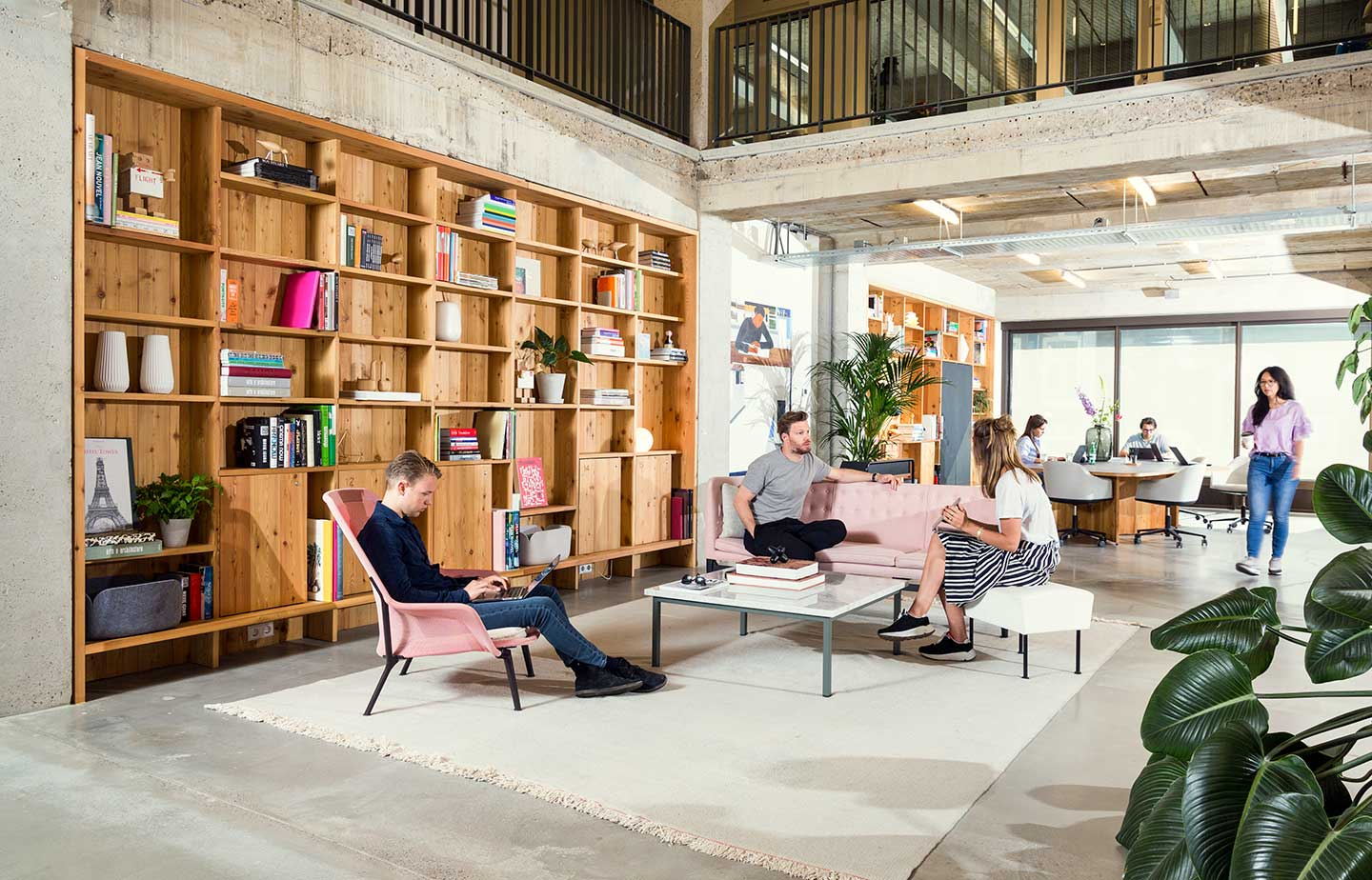Interior Design Amsterdam Designer Office Space And Coworking In Amsterdam Spaces