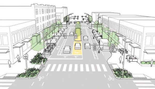 REID Re-engineering road standards for cities - Spacing Toronto