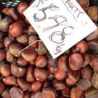Autumn Fruit and Chestnut Frangipane Tarts