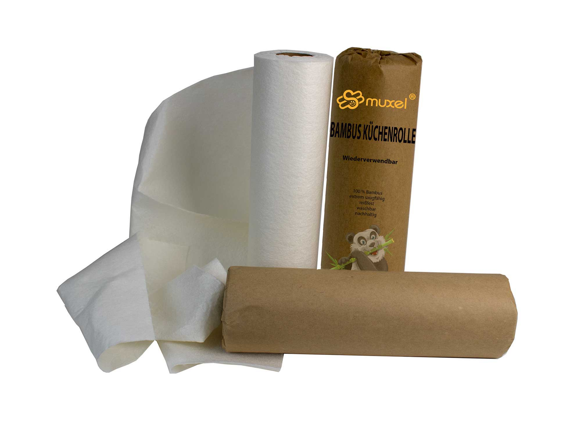 Alternative Küchenrolle Kitchen Roll Made Of Bamboo Environmentally Friendly Alternative To Household Roll Of Paper