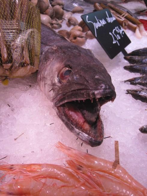 Fish, San Miguel Mercado, Madrid