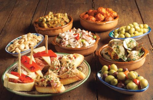 История испанской кухни