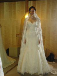 Spanish wedding dress | spanishsabores