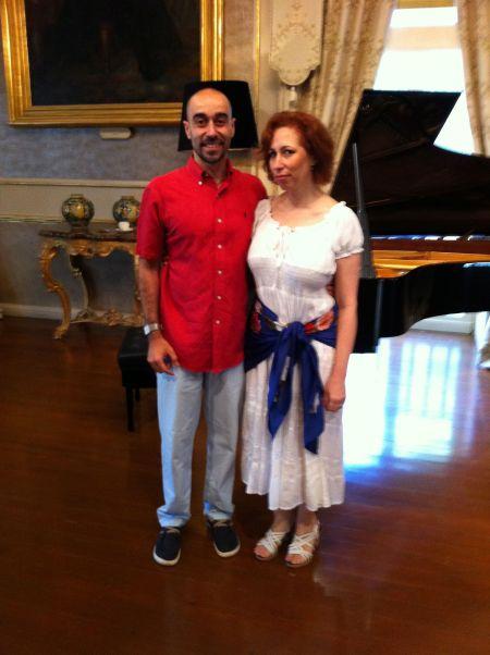 Rossini La Danza Translation