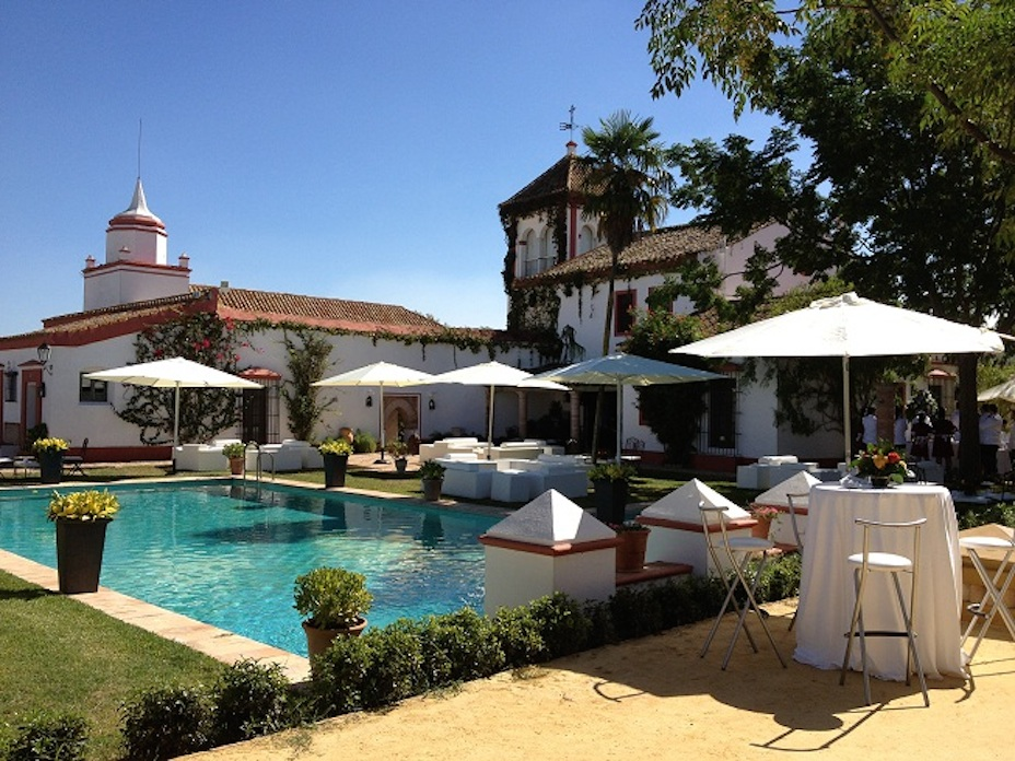 Cortijo Bravo Hacienda De Oran - Wedding Venues In Sevilla, Spain