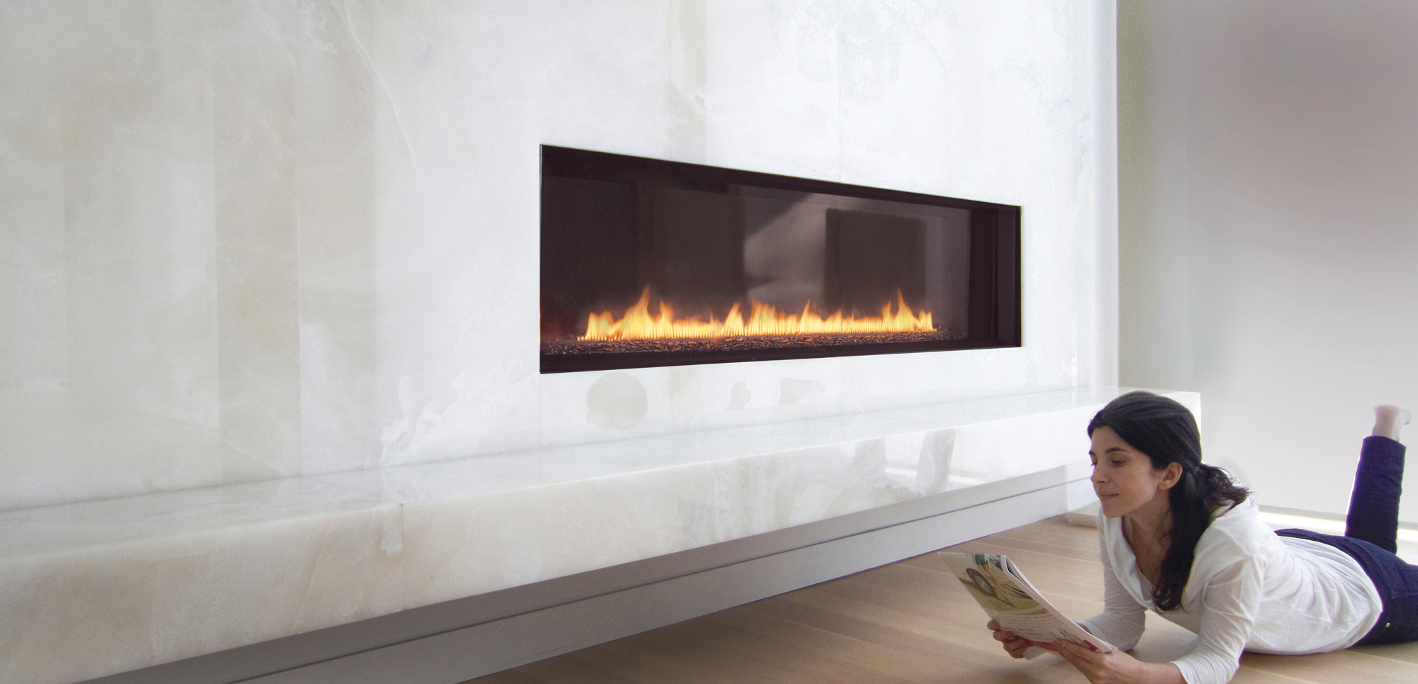 Modern Fireplaces Spark Modern Fires Contemporary Gas Fireplaces For