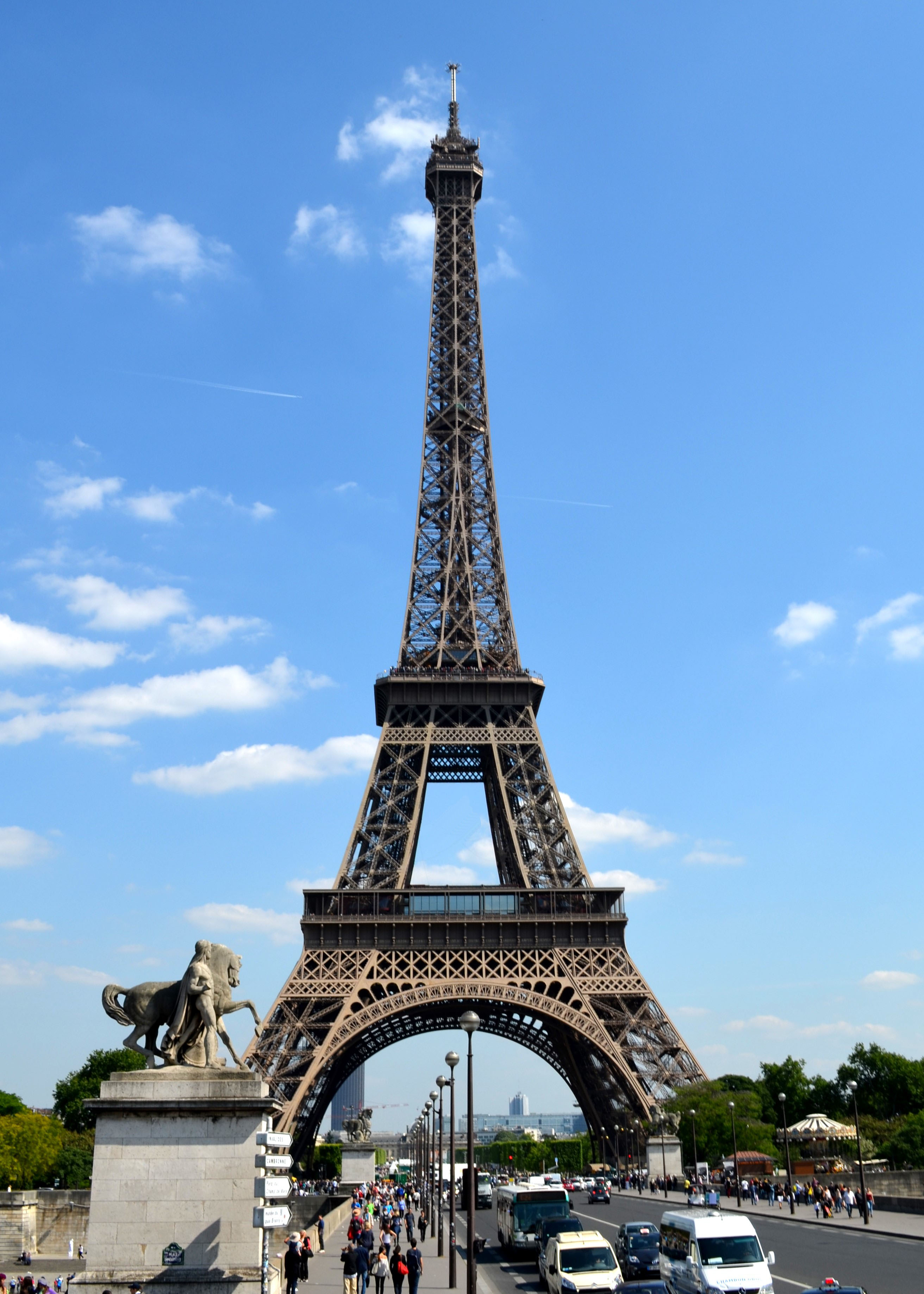 Wordpress Free Photo Gallery 003 1 Eiffel Tower Icon Of Paris Part 1 Spark History