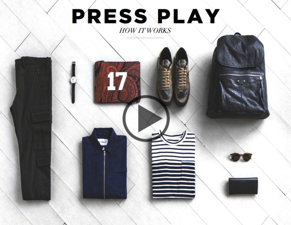 the fashion pitch