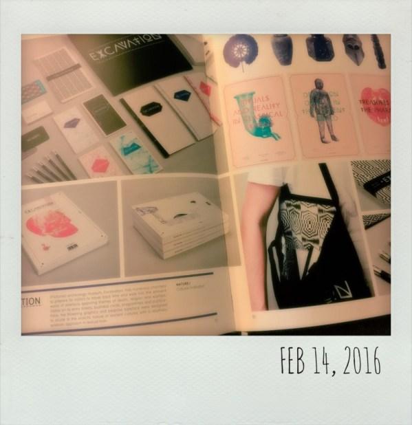 Polaroid Feb 14