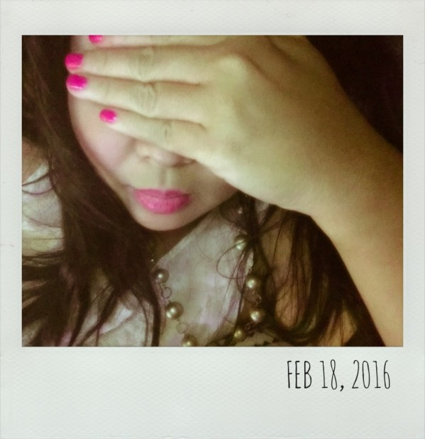 Polaroid Feb 18