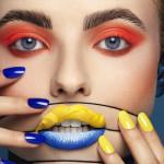 makeup monday // fish face