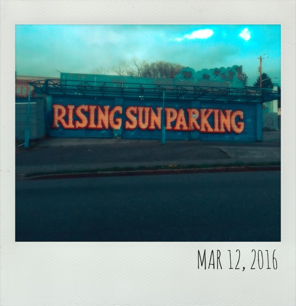 Polaroid March 12